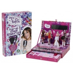 VIOLETTA POP UP STAGE MAKE UP