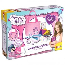 VIOLETTA DREAM DECORATIONS