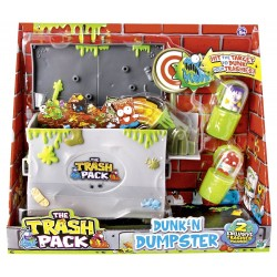 TRASH PACK DUMPSTER CASSONETTO