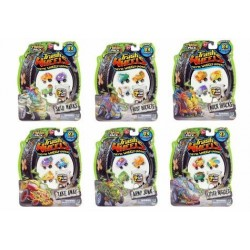 TRASH PACK WHEELS BLISTER 4 PZ