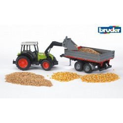 Trattore Claas Nectis 267 F...