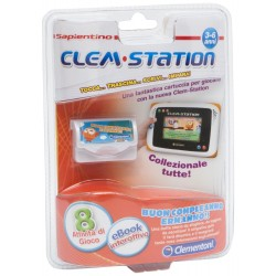CLEM STATION CARTUCCIA NEW...