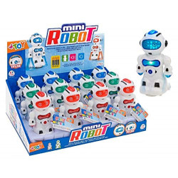 Globo Spa 39208 Mini Robot B/O