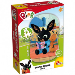 Bing Shaped Puzzle Amici...