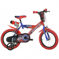 BICI 14 SPIDERMAN