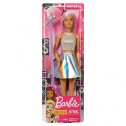 Barbie Carriere Pop Star...