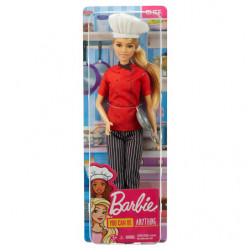 Barbie Carriere Chef con...