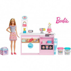Barbie Cake Design Playset...