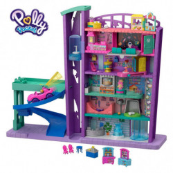 Polly Pocket Mega Mall...