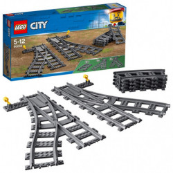 LEGO City Trains Scambi 60238