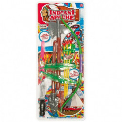 BLISTER PLAYSET INDIANI APACHE