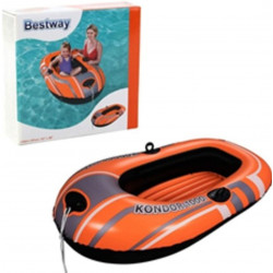 BESTWAY CANOTTO ROSSO 157*102